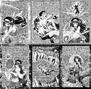 Ajimu Najimi 600 Skills Medaka Box