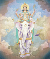 Indra Hindu Mythology