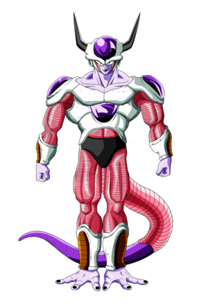 Frieza 2nd Form Dragon Ball Z