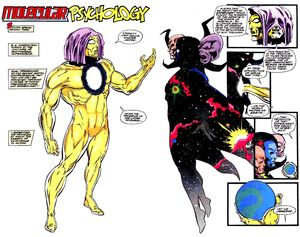 The Living Tribunal and The Beyonders