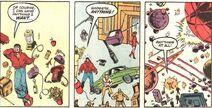 Pre-Retcon Beyonder Omniverse Embodiment Marvel Comics