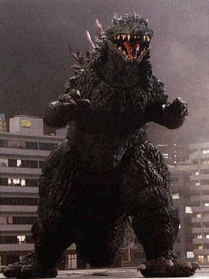 Godzilla Millennium