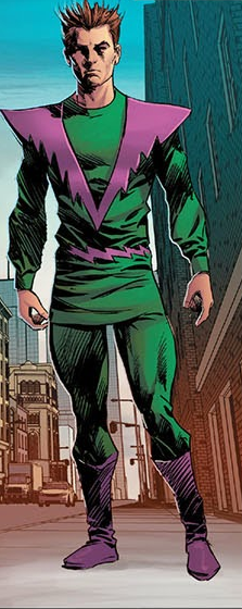Molecule Man Post-Retcon Marvel Comics