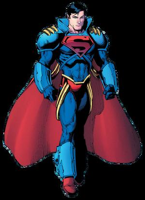 Superboy Prime DC Comics