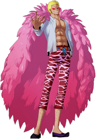 File:Donquixote Doflamingo One Piece.png
