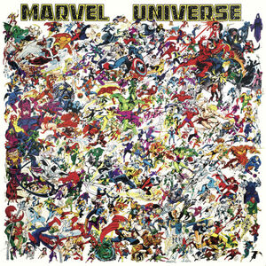 Official Marvel Universe Hanbook