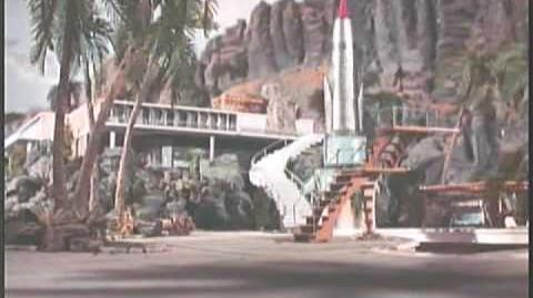 Thunderbird 1 Launch Sequence