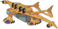 Medea Transport Plane