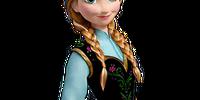 Anna (Disney's Frozen)