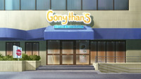 Gonythans