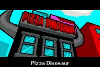 PizzaDinosaur