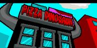 Pizza Dinosaur