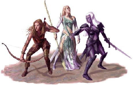 Elves Fictional Creatures Wiki Fandom Powered By Wikia