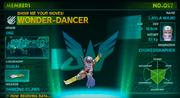 TW101 Wonder-Dancer