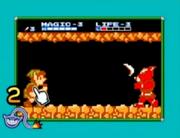 Zelda II Microgame