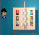 SNES games in Legacy of Goku II