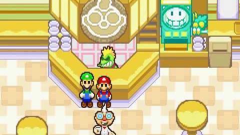 Mario & Luigi Superstar Saga - 00 - Starbeans Café Blends Part 2