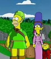 Simpsons Game Link