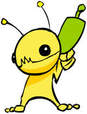 Alien Hominid Character
