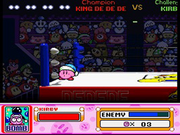 Kirby Mario Spring Breeze