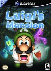 Luigismansion box