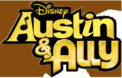Austin & Ally logo
