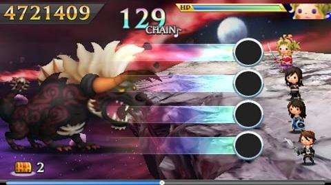 Theatrhythm Final Fantasy Curtain Call-Bravely Default DLC Songs