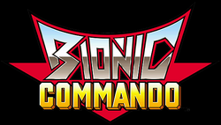 Bionic commando logo