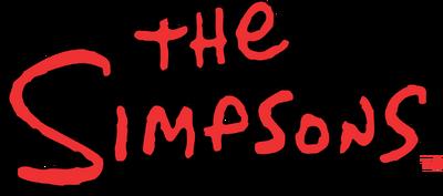 A Simpsons logo