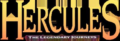 A Hercules the legendary Journeys logo
