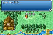 FF GBA tomb Link