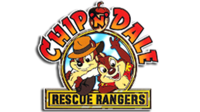 Chip 'n' dale rescue rangers logo