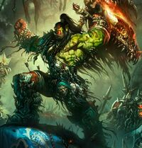 Tainted OrcWoW