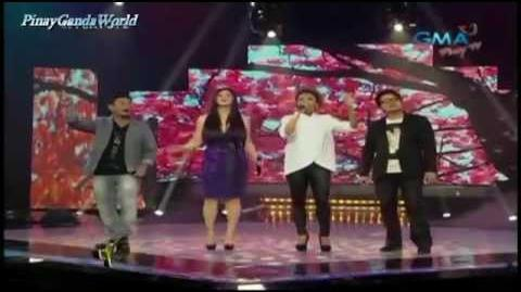 Bagong Umaga - Regine Velasquez, Janno, Jaya, Ogie HD