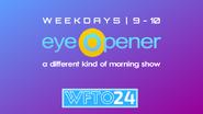 WFTO EyeOpener bumper