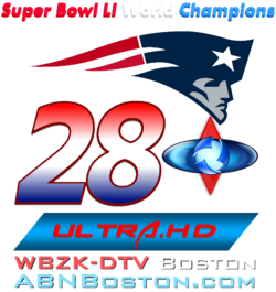 WBZK logo (Super Bowl LI)