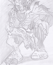 Trundle sketch
