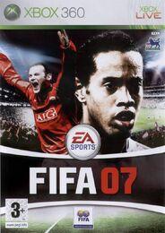 FIFA 07 EU Xbox 360