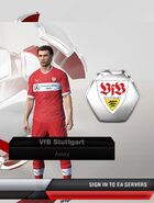 Stuttgart away