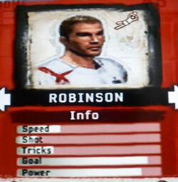 FIFA Street 2 Robinson