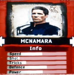FIFA Street 2 McNamara