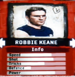 FIFA Street 2 Robbie Keane