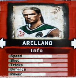 FIFA Street 2 Arellano