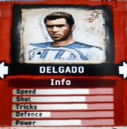 FIFA Street 2 Delgado