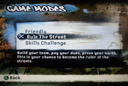 FIFA Street 2 Game Modes Rule The Street