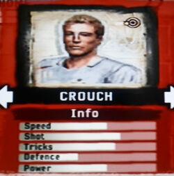 FIFA Street 2 Crouch