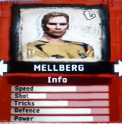 FIFA Street 2 Mellberg
