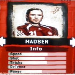 FIFA Street 2 Madsen