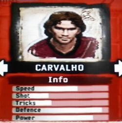 FIFA Street 2 Carvalho