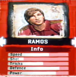 FIFA Street 2 Ramos